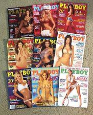 PLAYBOY Lot 4 U Pick 1997 1998 1999 2000 2001 2002 2003 2004 2005 2006 2007 2008