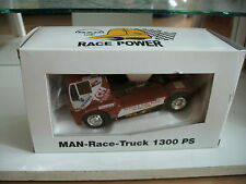 Conrad MAN Race Truck in Red on 1:50 in Box