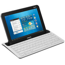 "Samsung ECR-K15AWEGXAR Keyboard Dock - For Samsung Galaxy Tab 8.9"" Tablet"
