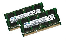 2x 8GB 16GB DDR3 1600 Mhz Apple iMac MacBook Pro mac mini 2012 Speicher SO DIMM