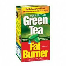 GREEN TEA FAT BURNER 400 mg EGCG 200 softgels
