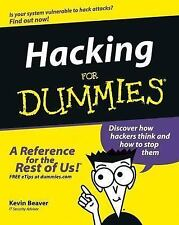 Hacking for Dummies by Kevin Beaver and Stuart McClure