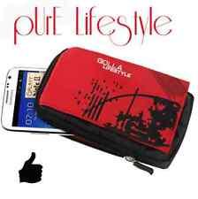 Tasche Stoff Schutz Hülle Case Cover Für Samsung S4 / SIV / S3 / Siii universal