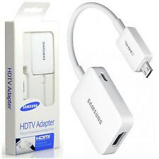 Micro USB MHL to HDMI Cable TV Lead HD for Samsung Galaxy S5 S4 Note2 3 Tab 3