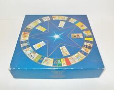 Mystical Circle Astrological Tarot Card Board Game (1987) Complete