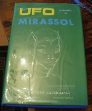 UFO Abduction At Mirassol Biogenetic Experiment 1985 First Free US Shipping