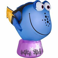 Finding Dory Air-blown Halloween Outdoor Decoration  3.5' X 4.5'