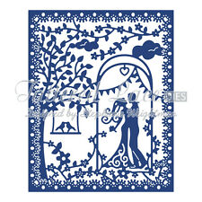 Tattered Lace Romance Tapestry  D687 Cutting Die Stephanie Weightman Free UK p&p