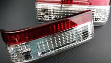Phase 2 Motortrend Toyota Corolla GTS AE86 Rear LED Tail Light Kit Clear Crystal