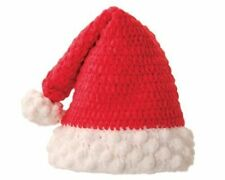 DayLee Designs CHRISTMAS SANTA HAT Baby Girl San Diego Hat Company 0-6-12M