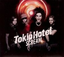 Scream by Tokio Hotel (CD, Sep-2007, Universal Distribution)