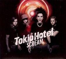 Scream by Tokio Hotel (CD, Sep-2007, Universal Distribution)