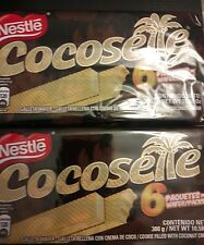 Cocosette Cookie Filled with Coconut Cream/Galleta Rellena de Coco 2 pack