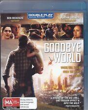 Goodbye World (Blu-ray, 2015) BLURAY ONLY NO DVD