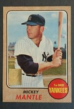 Mickey Mantle New York Yankees 1996 Topps # 280 Baseball Card