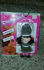1993 Horsman Cooky-Box Doll Scented Toy GATA BENDABLE Bendy Action Figure Cookie
