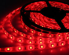 DC12V Waterproof LED Strip Light 5M 300LEDs For Boat / Truck / Car/ Suv / Rv Red