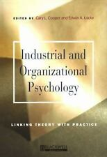 Manchester Business and Management: Industrial and Organizational Psychology...