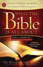 What the Bible Is All About Handbook-Revised-KJV Edition: Bible Handbooks - An I
