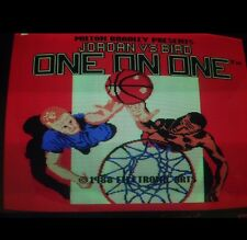 Nintendo Playchoice 10 Jordan Vs Bird One On One Cart Pc-10