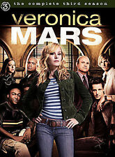 NEW ~ Veronica Mars: The Complete Third Season (DVD, 2007) ~ FACTORY SEALED