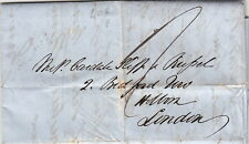 Lettre Kingston Jamaica British pour L'Angleterre Cover