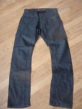 mens 883 POLICE jeans - size 32/34 great condition
