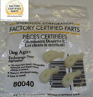 GENUINE Sears Kenmore Amana Maytag Washer Agitator Dogs 80040 replaces 285770