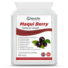 Maqui Berry - 2000mg - 60 Tablets