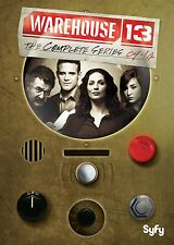 Warehouse 13: The Complete Series (DVD, 2014, 16-Disc Set) Brand New!!!