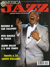 JAZZ 2 1995 Cab Calloway Glenn Miller Pete Rugolo Connie Kay Emanuele Cisi