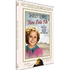 2723 // NOTRE PETITE FILLE SHIRLEY TEMPLE VOSTF DVD NEUF SOUS BLISTER