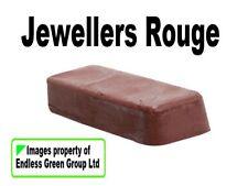 Joyeros Rouge-Fina De Metal Polaco De Oro Plata Bronce Cobre Peltre 110g Bar