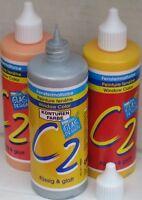Hobby Line Glas Design C2 Window Color or Outliner 125ml bottle