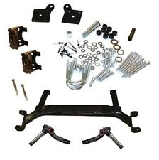 "OEM Drop Axle Lift Kit 4"" EZGO Golf Cart 2002-UP Electric TXT Model 627140 G&E"