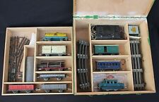 Coffret train O LR louis roussy locomotive B electrique PO montagnarde  8 wagon