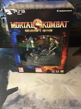Mortal Kombat 9 Collectors Edition Statue Only No Game PS3 Version
