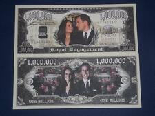 BEAUTIFUL UNC U.S NOVELTY NOTE ROYAL ENGAGEMENT FREE NOTE OFFER!