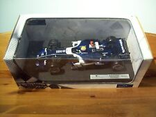 1/18 HOT WHEELS WILLIAMS COSWORTH FW28 MARK WEBBER 2006