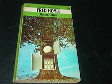 Ossian's Ride by Fred Hoyle (1967)    UK p/b  Neat Cover!