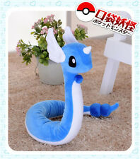 "27"" Pokemon GO Dragonair Stuffed Plush Doll Pocket Monster Doll Toys Xmas Gift"