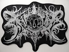 XASTHUR EMBROIDERED BACK PATCH