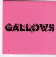 (FG516) Gallows, Abandon Ship - 2007 DJ CD