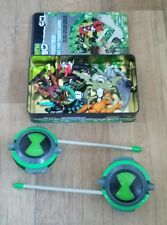 Ben 10 Bundle ULTIMATE ALIEN CREATION CHAMBER PARTS & WALKIE TALKIES Joblot Toys