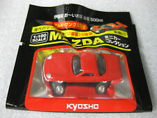 MAZDA COSMO SPORT Red Kyosho 1:100 Scale Diecast Model Car