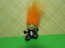 "HALLOWEEN SKELETON PIN - 2"" Russ Troll  Doll - NEW"