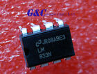 10PCS IC LM833N LM83 NSC DIP-8 Dual Low Noise Audio Op-Amp NEW GOOD QUALITY