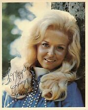 Karen Wheeler Country Music Star Autographed Original Color Photograph