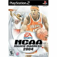 NCAA March Madness 2004 for PS2