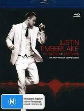 Justin Timberlake - Future/Loveshow Live From Madison Square Garden (Blu-ray...